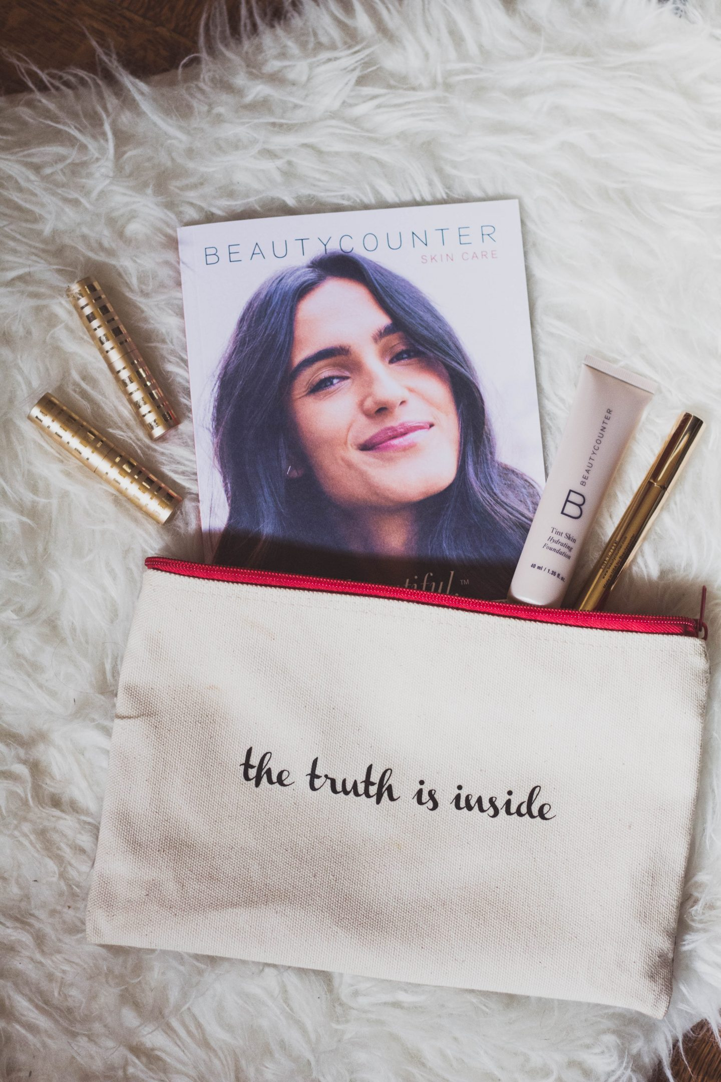 How I Get 'Perfect,' Glowing Skin with Beautycounter