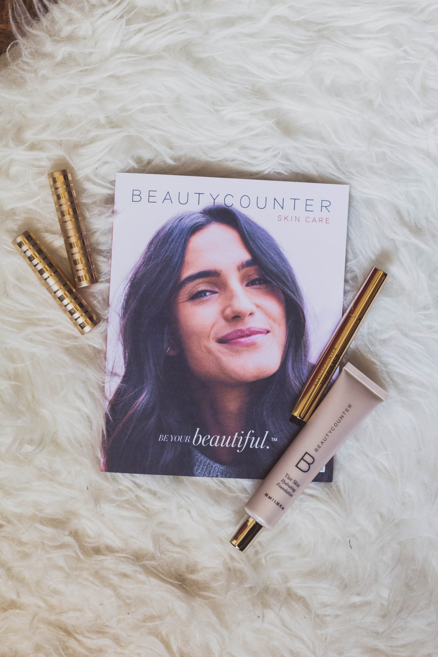 how i get perfect, glowing, radiant skin with beautycounter