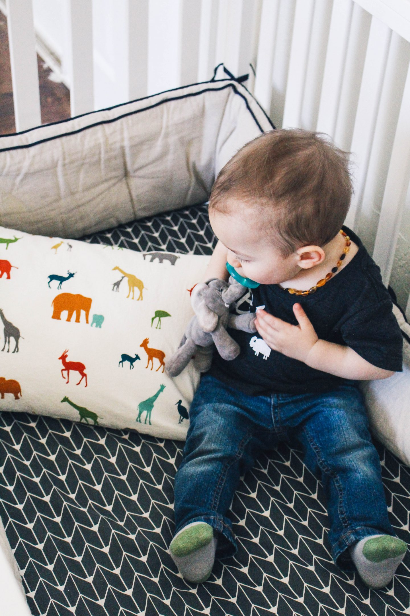 organic toddler pillow // Happily Lindsey blog