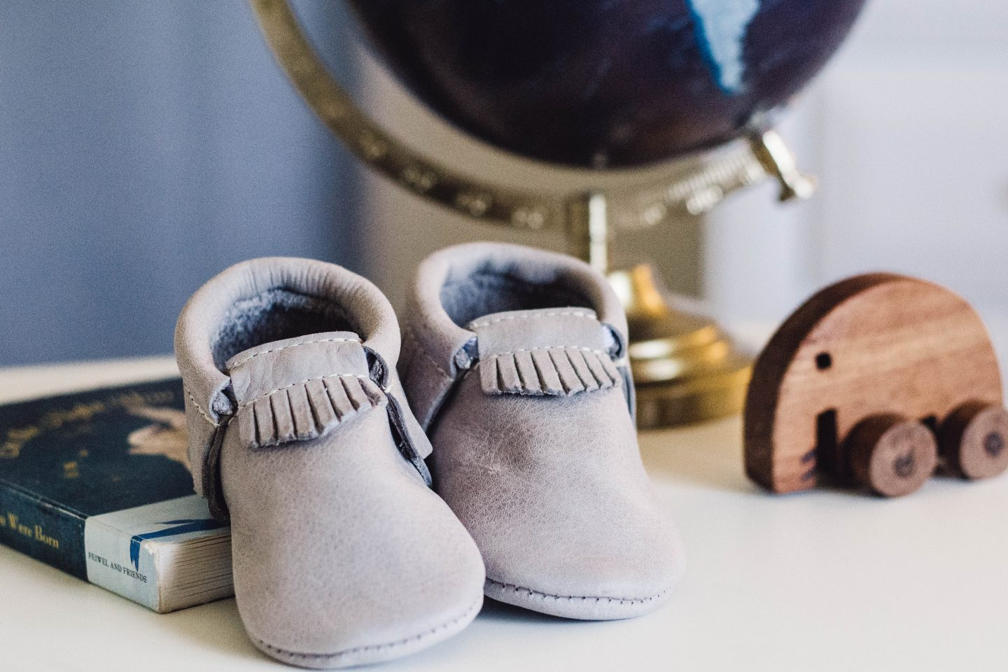 On Turning 19 Months + Making Memories in Our Favorite Moccasins