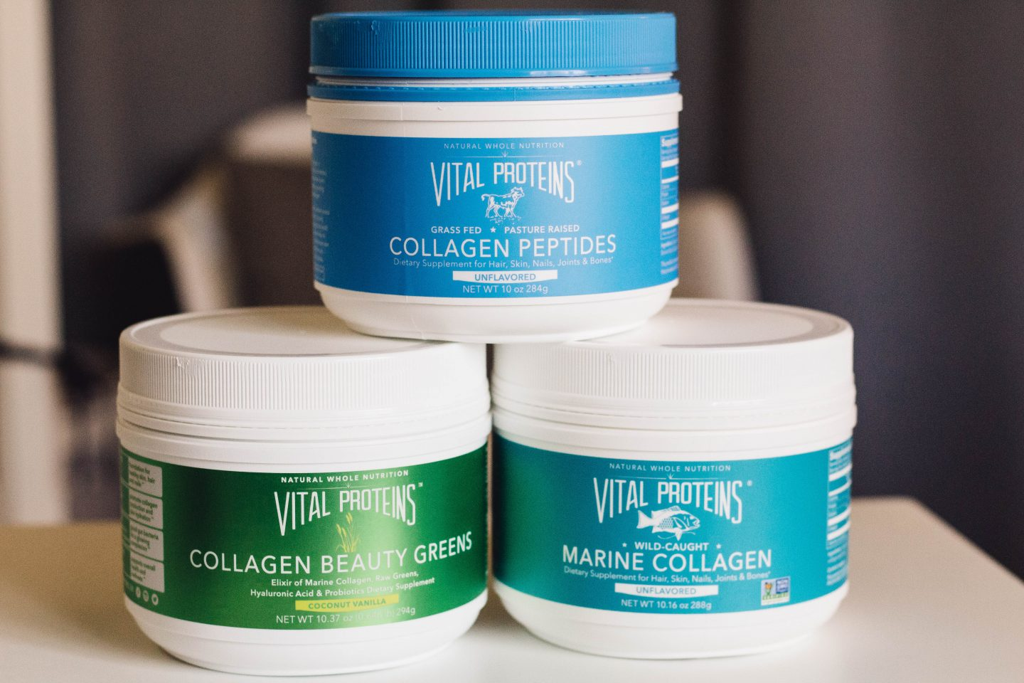 Vital Proteins Collagen Peptides Healthy Living