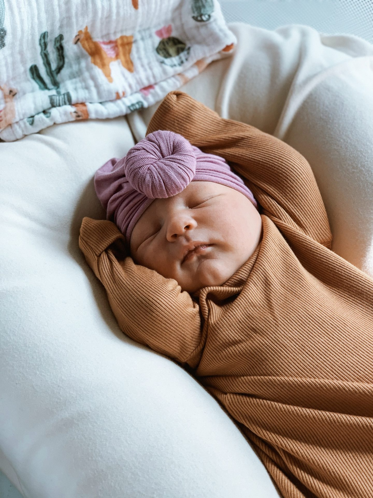 Luna Harper's Birth Story